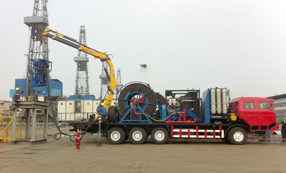 Coiled Tubing Unit [ Special Drill - Special Drill ]