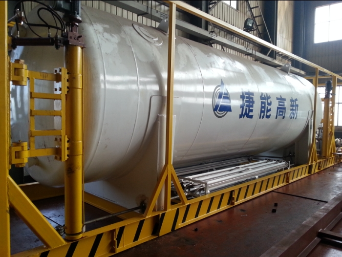 Low Temperature Liquid Storage Tank