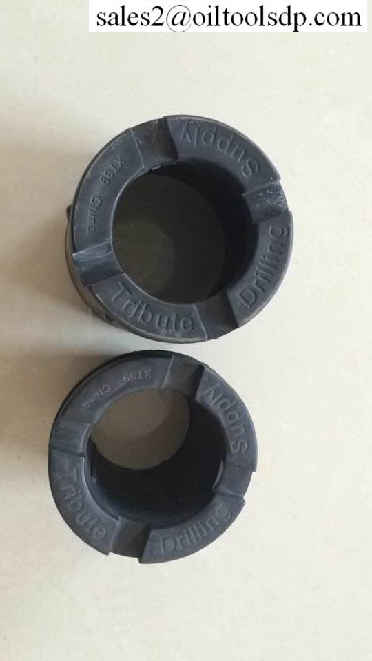 XT39 heavy duty drill pipe thread protector