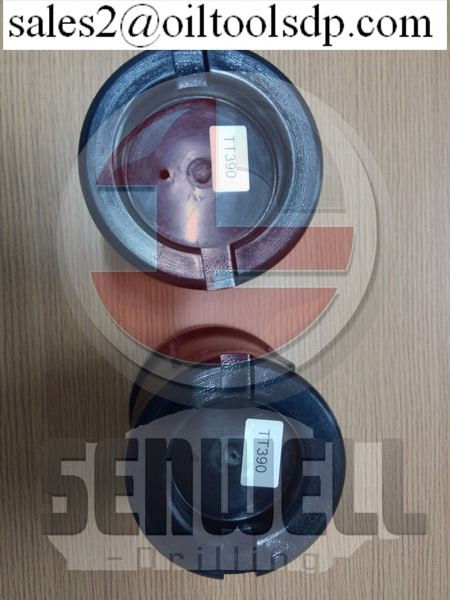 NC31 DSTJ heavy duty drill pipe thread protector