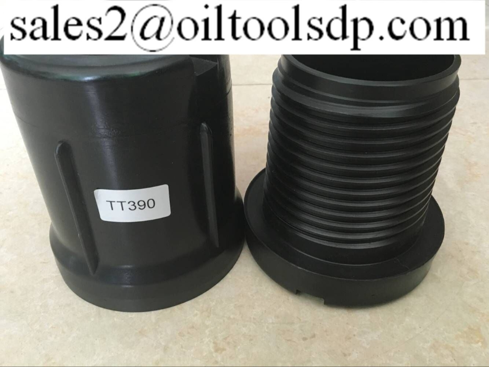 TT390 heavy duty drill pipe thread protector