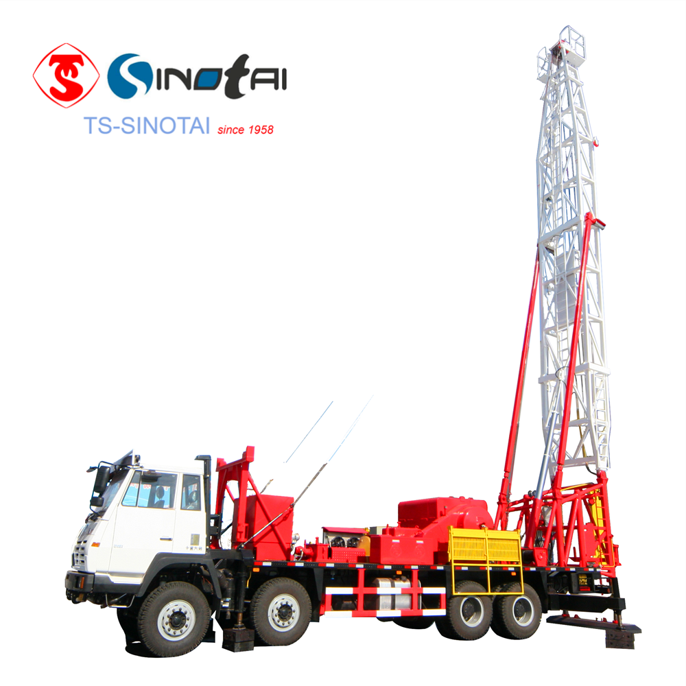XJ250 (40t) Workover & Drilling Rig